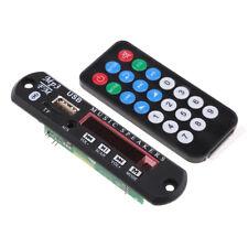 Elettronica per Auto Sistemi Audio Autoradio Modulo a 5v con Telecomando