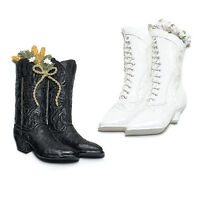 Western Boots Magnets Fun Wedding Bridal Shower Favors - Available in 2 Colors!