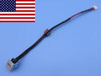 Original DC power jack plug in cable for GATEWAY NEW95 NV55S24U NV55S28U