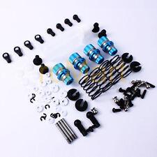 3Racing 55mm Aluminum Front and Rear Damper Set (LB) Tamiya TA05 #TA05-25/LB/V2