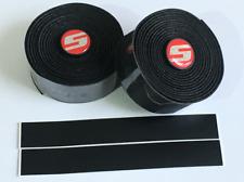 New SRAM Pit Stop Bar Tape Black SuperLight Road Bike Handlebar 2 Rolls