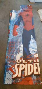Marvel Ultimate Spiderman Single Bedding Set Duvet Cover & Pillowcase Reversible