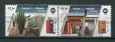 Mexico 2018 MNH Philatelic Museum 2v Set Cactus Museums Postal Services Stamps