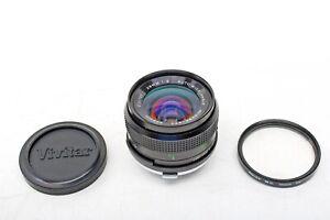 Vivitar 28mm f2 Olympus OM Manual+Kino Precision 28/2+FAST+BEAUTY+Aperture/READ