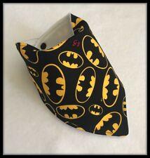 Baby Bandana Dribble Bib Bibs Bumble Bee Batman Fabric Costume Super Hero Outfit