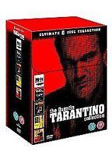 Tarantino Collection (Reservoir Dogs/Pulp Fiction/Jackie Brown/Kill Bill/Kill Bi