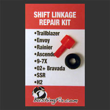 Hummer H2T Automatic Trans Shift Cable Bushing Kit with replacement bushing