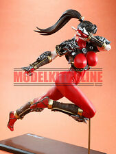 TAKI SOUL CALIBUR ATTACKING ANIME 1/6 UNPAINTED RESIN FIGURE MODEL KIT