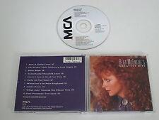REBA DE MCENTIRE/GREATEST HITS(MCA MCAD-5979) CD ALBUM