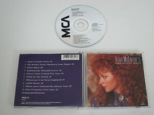 Reba MCENTIRE'S / Greatest Hits (MCA MCAD-5979) CD Album