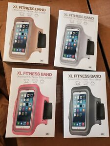 XL Universal Fitness Band different colors