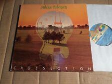 JUKKA TOLONEN - CROSSECTION - LP - SONET - GERMANY 1981 - Reissue (DI2854)