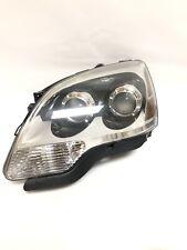 2008-2012 GMC Acadia USED OEM Driver LH Headlight 20912393 Damaged Tab