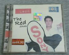 Leon Lai ( 黎明 ) ~ The Red Shoe ( Malaysia Press ) Cd
