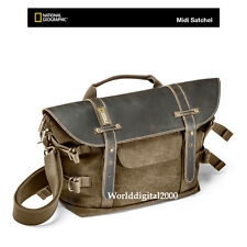 Genuine National Geographic NG NG A2140 Midi Satchel Camera Shoulder Bag Tablet
