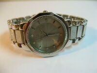 ESSENCE WOMAN'S QUARTZ WATCH/GREAT COND/KEEPS TIME/NEW BATT/WR/JAPAN MOVT/NICE.