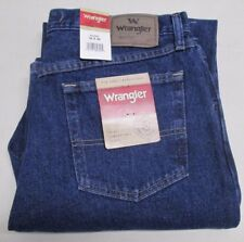 Wrangler Authentics Men's Denim Blue Jeans Size 36x36 NWT's ZM200SD New