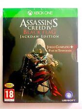 Assasins Creed IV 4 Black Flag Jackdaw Xbox One Nuevo Precintado Sealed New EUR