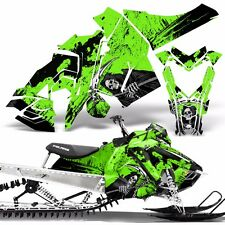 Sled Wrap for Polaris AXYS Graphic Kit Stickers Snowmobile SKS Pro RMK REAP GREN