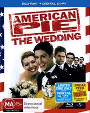 American Pie 3: The Wedding (Blu-ray/Digital Copy) * Blu-ray Disc * NEW