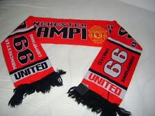 Manchester United  scarf vintage 1999 acrylic