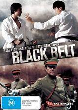 Black Belt (DVD, 2008) Real Fighting Japan - New  Region 4