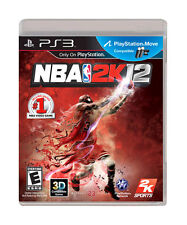 NBA 2K12 Basketball - Playstation 3 PS3 video game DISC