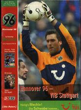 Hannover 96 - VfB Stuttgart 24.4.2004/Hannover 96 Magazin