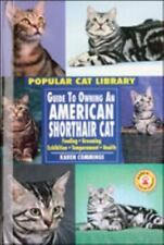 American Shorthair Cat (Popular Cat Library)