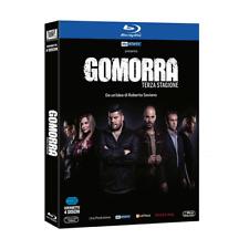 GOMORRA - Stagione 3 (4 Blu-ray)