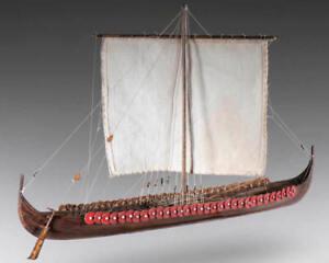 Dusek D014 Viking Longship 1:72 Modélisme