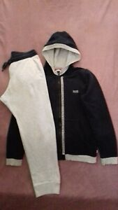 Boys Hugo Boss Zip Up Hoodie AND Joggers Age 11 Years