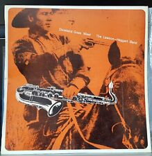 The Lawson Haggart Band - Dixieland Goes West - jazz LP record excellent