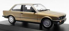 Minichamps 1/18 Scale Model Car 155 026004 - 1982 BMW 323i - Metallic Brown