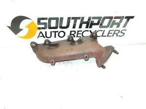 HOLDEN RODEO  EXHAUST MANIFOLD (LH SIDE), 3.2 V6, 6VD1, TF, 03/97-03/03 *50492