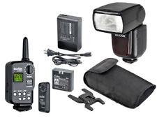 Godox VING V850 Li-ion Speedlite Flash Light FT-16S Wireless Trigger for Canon