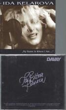 CD--IDA KELAROVA MY HOME IS WHERE I AM