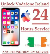 UNLOCK SERVICE FOR VODAFONE IRELAND ALL IPHONE IN 24 HOURS   IRELAND VODAFONE