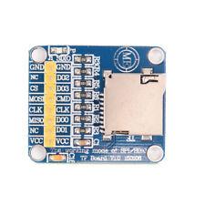 Micro SD Speicherplatine Mciro TF Kartenspeicher Shield Modul SPI für Arduino Sa
