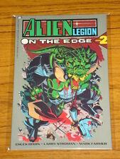 ALIEN LEGION ON THE EDGE BOOK 2 OF 3 EPIC COM DIXON GN 0871357070