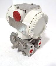 ABB 2600T Series Pressure Transmitter 264DSPSKB2B1. URL: 2400 kPa LRL: -2400 kPa