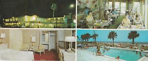 Kit Kat Motor Hotel - Myrtle Beach, South Carolina - Postcard