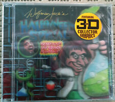 WOLFMAN JACK'S HALLOWEEN SPECIAL: SCARY SOUNDS, 2001 CD, NEW, 15% OFF 2+
