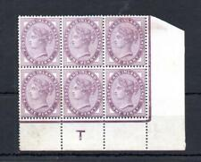 1d LILAC CONTROL T BLOCK MOUNTED MINT