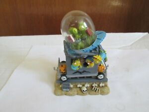 Simpsons Halloween train  The Extraterrestrial Kind  damaged    with packaging