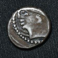 More details for celtic, southern gaul, allobroges, ar drachm, 100-75 bc, horse/caduceus, dt.3117