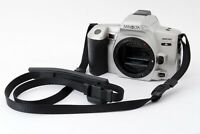 Minolta α alpha 360si 35mm SLR Panorama Film Camera Silver Excellent+++ Japan