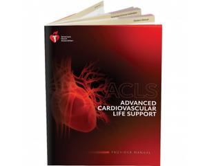 AHA ACLS 2020 Provider Manual