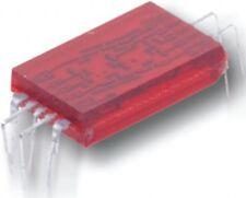 VQB71 Lot von 6 Deutsch 7-Segment Hybrid numerische Rot LED Anzeige