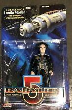 Babylon 5 Londo Mollari With Transport Of Centauri Republic Action Figure Nib